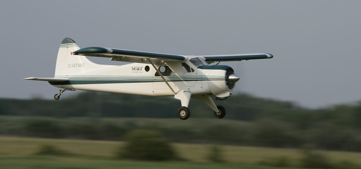 De Havilland Dhc 2 Beaver Full Kit Aeromodelling