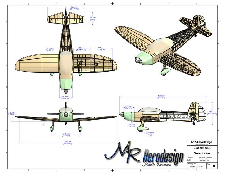 Photos Cap 10b Plans folded Ship Modelling