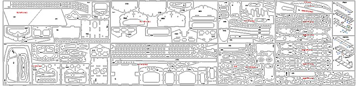 "CL-415 Plans (120"") (Rolled) - Aeromodelling - Products ..."
