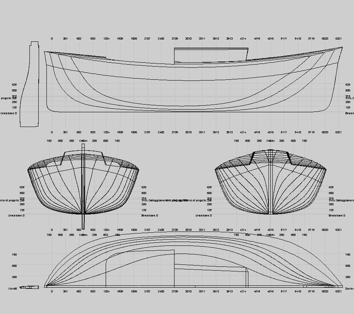 Gozzo 50 Quot Ship Modelling Products Mr Aerodesign