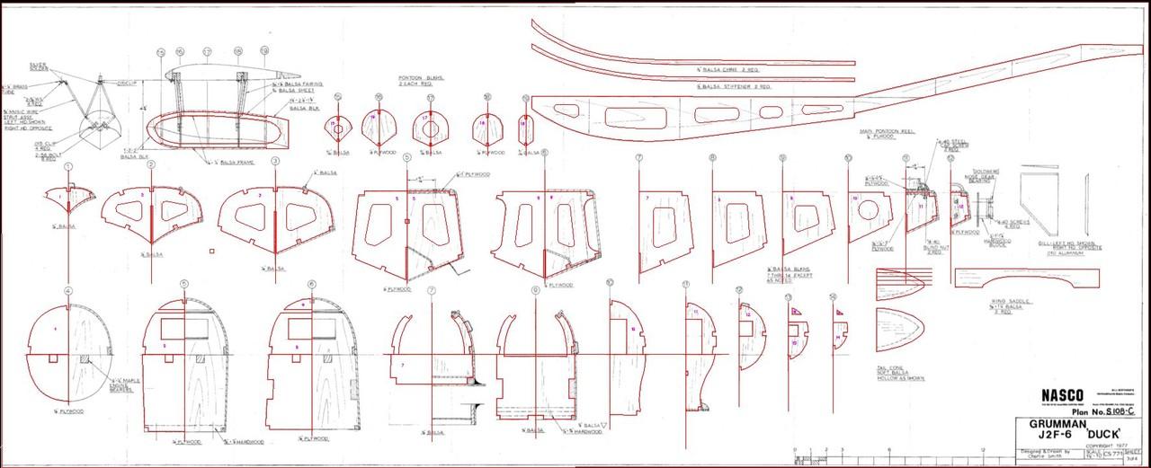 Grumman J2f 6 Duck Aeromodelling Products Mr Aerodesign