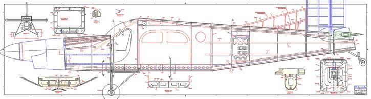Pilatus Pc 6 Turbo Porter Full Kit Aeromodelling