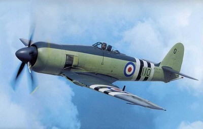 "Picture of Hawker Sea Fury (90"") - Vailly Aviation"