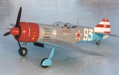 Photo de Lavochkin La-7